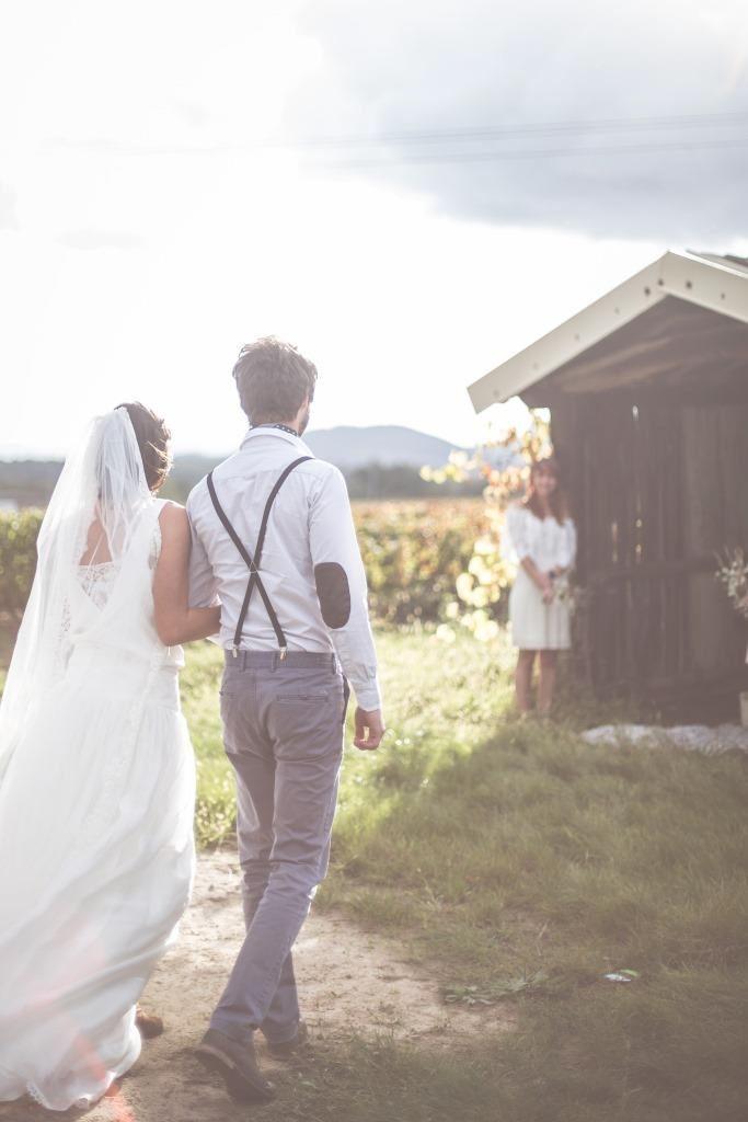 Inspiration deco mariage champetre et boheme - AAT Traiteur Lyon - Photo La Paire de Cerises - La Fiancee du Panda blog mariage-143