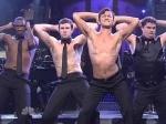 Joseph Gordon-Levitt's shirtless 'Magic Mike' impression(video)
