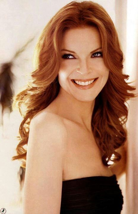 Marcia Cross Natural Redhead 29