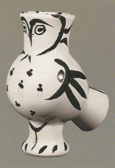picasso keramik Madoura Picasso Owl | Charles Mathes | picasso. keramik. i 2018  picasso keramik