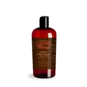 Leather Honey Leather Conditioner, the Best Leather Conditioner 8oz Bottle