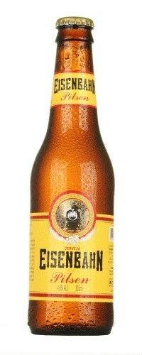 Cerveja Eisenbahn Pilsen - Cervejaria Sudbrack