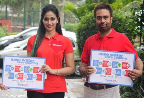 ‪#‎SaveWater‬: Pumpkart.com unveils a unique save water campaign. Read full article here http://goo.gl/KE4cjy ‪#‎PanchkulaSamachar‬