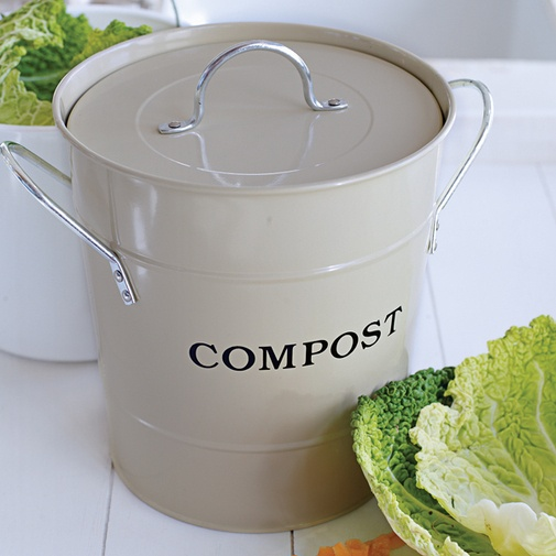 .: Compost Bins, Garden Composter, Two, Kitchen Compost, Buckets, Compost Container, Bucket Cox