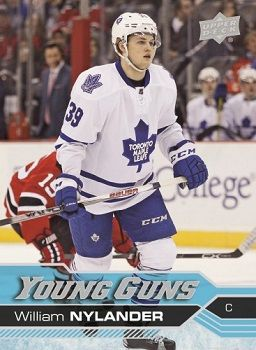 2016-17 Upper Deck Hockey Cards and Young Guns