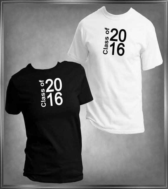 graduation class of 2017 or u decide year great class reunion t shirt ladies or mens all adult sizes xs to 6xl color choice