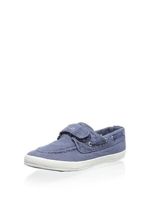 35% OFF Gorila Kid's Boat Shoe (Navy)