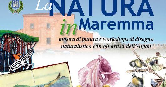 Mostra AIPAN: la Natura in Maremma
