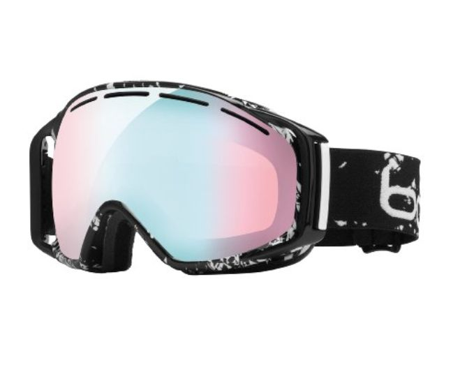 Bolle Gravity Ski Goggles £22.73 – £99.00 The Bolle Gravity ski goggles have performance, comfort and style. Its spherical lens delivers one of the widest field of views on the market. Equaliser technology and flow tech venting keeps your goggle fog free all day long.