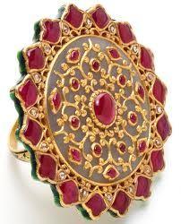 rajasthani rajputi jewellery.