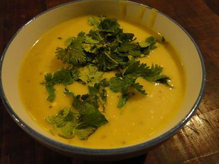 Soupe+épicée+au+chou-fleur