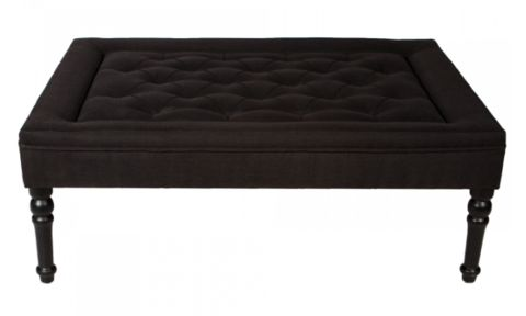 Annabelle Ottoman - in 2 Colours - Complete Pad ®