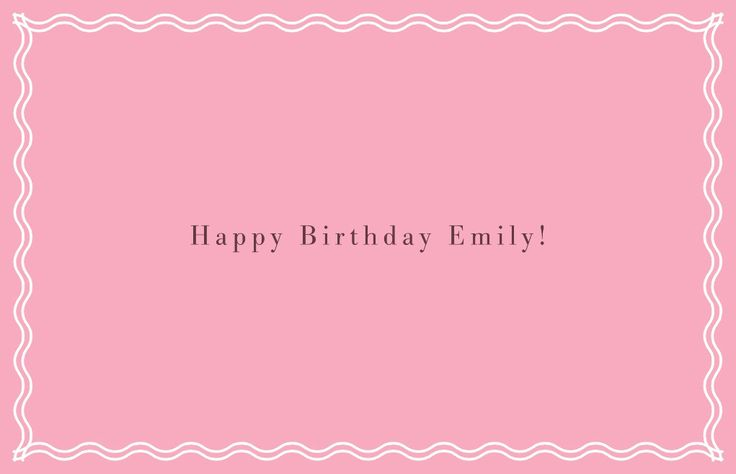 Birthday tablecloth. Personalized Tablecloth. For a beautiful Birthday table! Brown text on pink background by StudioTAMUK on Etsy