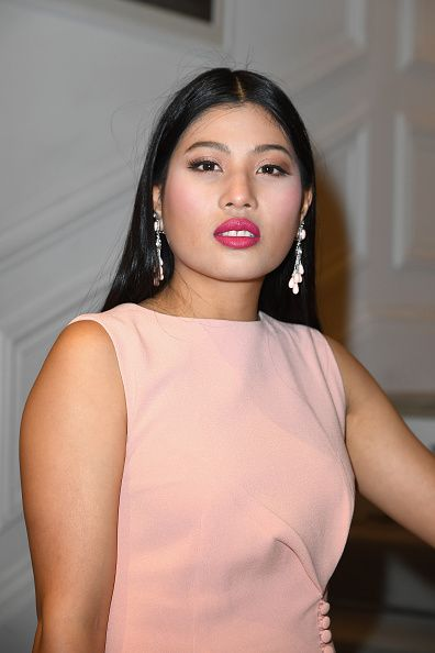 Princess Sirivannavari Nariratana attends the Christian Dior Haute Couture Fall/Winter 2016-2017 show as part of Paris Fashion Week at 30, Avenue Montaigne on July 4, 2016 in Paris, France.