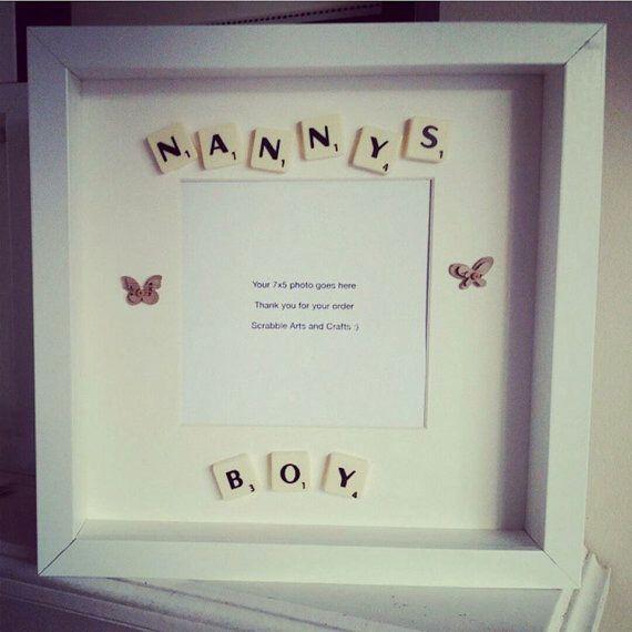 Nannys boy frame