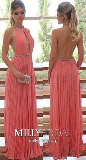 f6fa4aebb08 Pink Prom Dresses Long