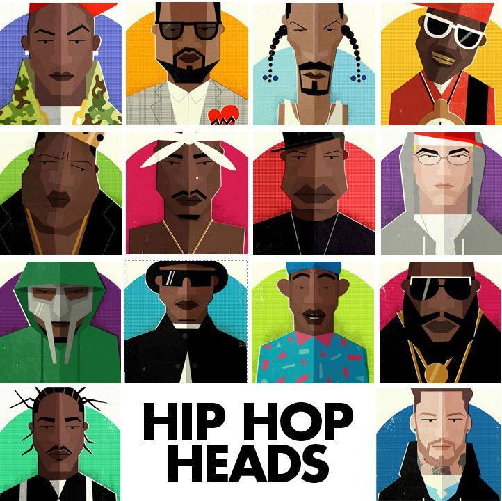 Ten Hip Hop/Rap Songs For Beginners