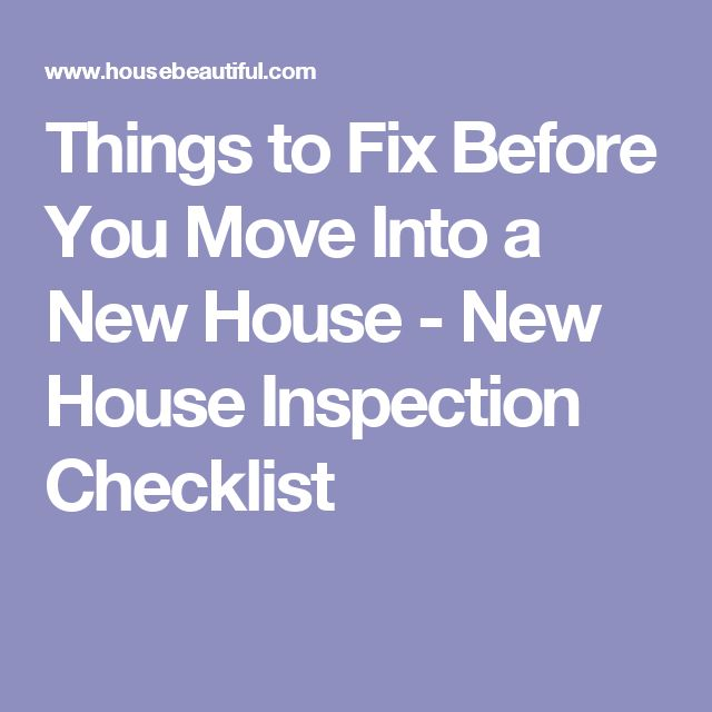 25 best ideas about new house checklist on pinterest for Moving into a new house checklist
