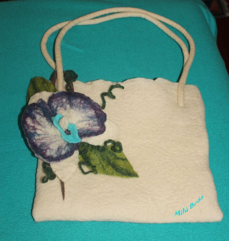 Felting bag 40€