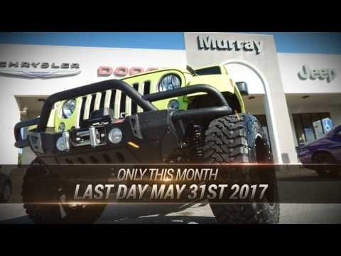 Murray Chrysler Dodge Jeep Ram CASH BACK