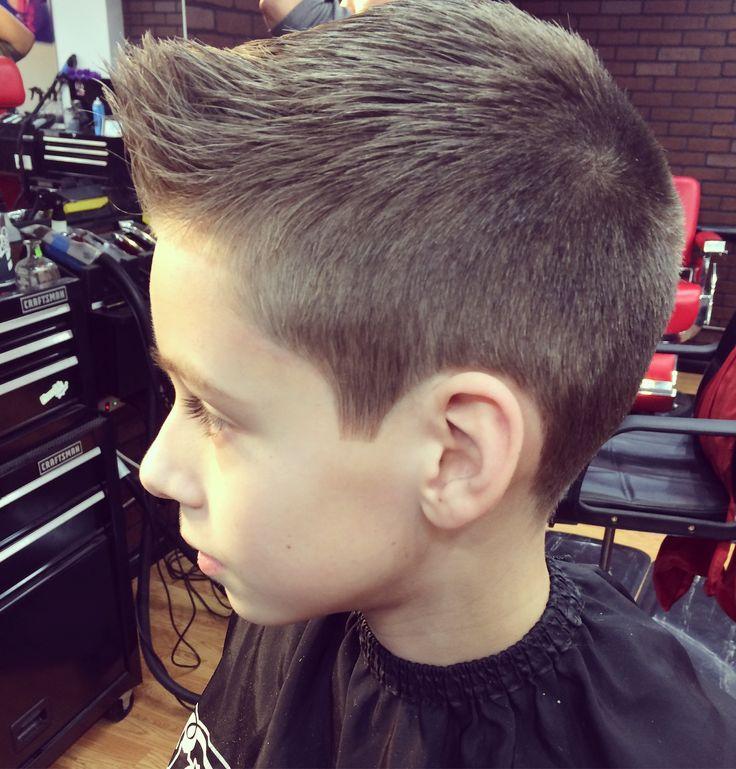 stylish boy haircut #ethandempsey