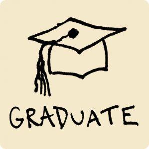 graduate, school, college