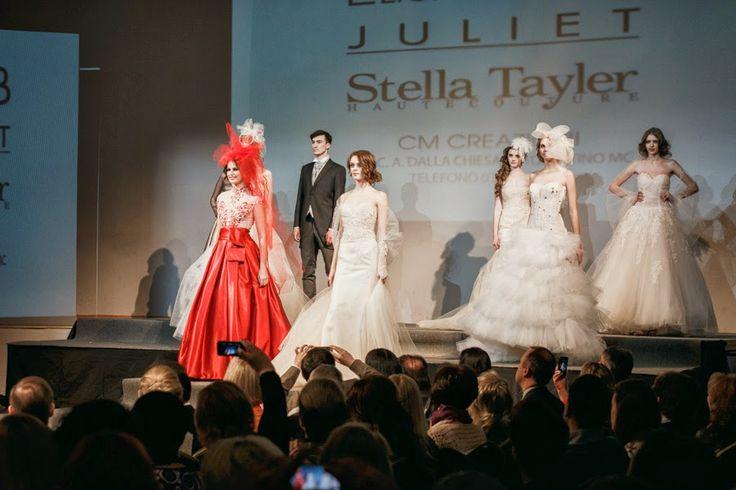 Moda Italia a Minsk. Elisabeth B e Juliet