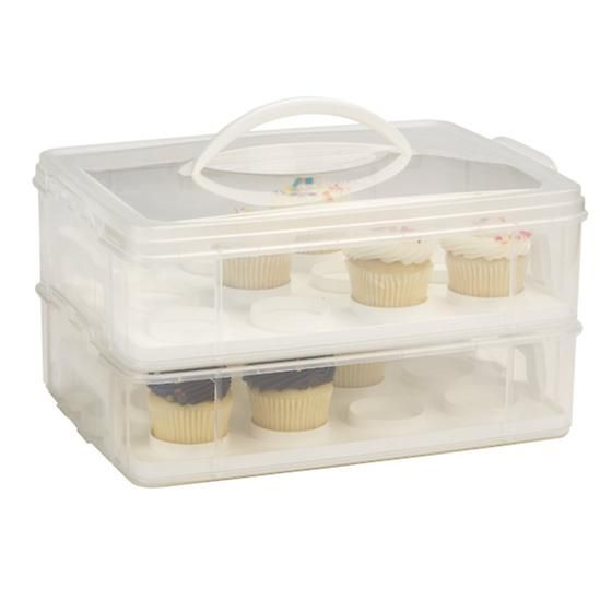 Decor  Level Cake Storage Container