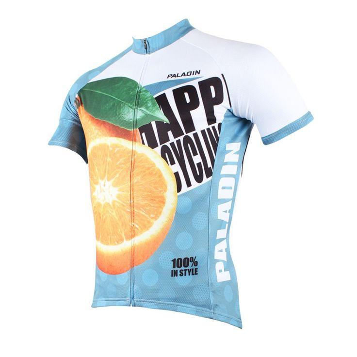 "Bike jerseys Cycling equipment Cycling jerseys cycling "" Orange "" Mens jerseys Sleeve Cycling Jersey Bike Motorcycle Apparels Cy #Affiliate"