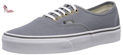 Vans Classic Slip-on, Sneakers Basses Mixte Adulte, Multicolore (Chambray/Parrot/True White), 36.5 EU (4 UK)