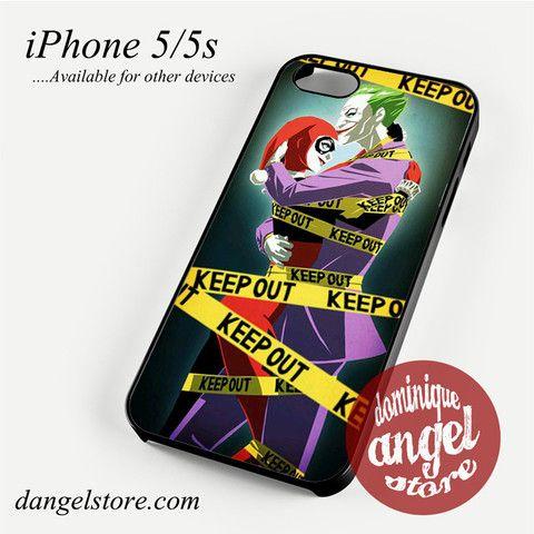Joker & Harley Quinn 2 Phone case for iPhone 4/4s/5/5c/5s/6/6 plus