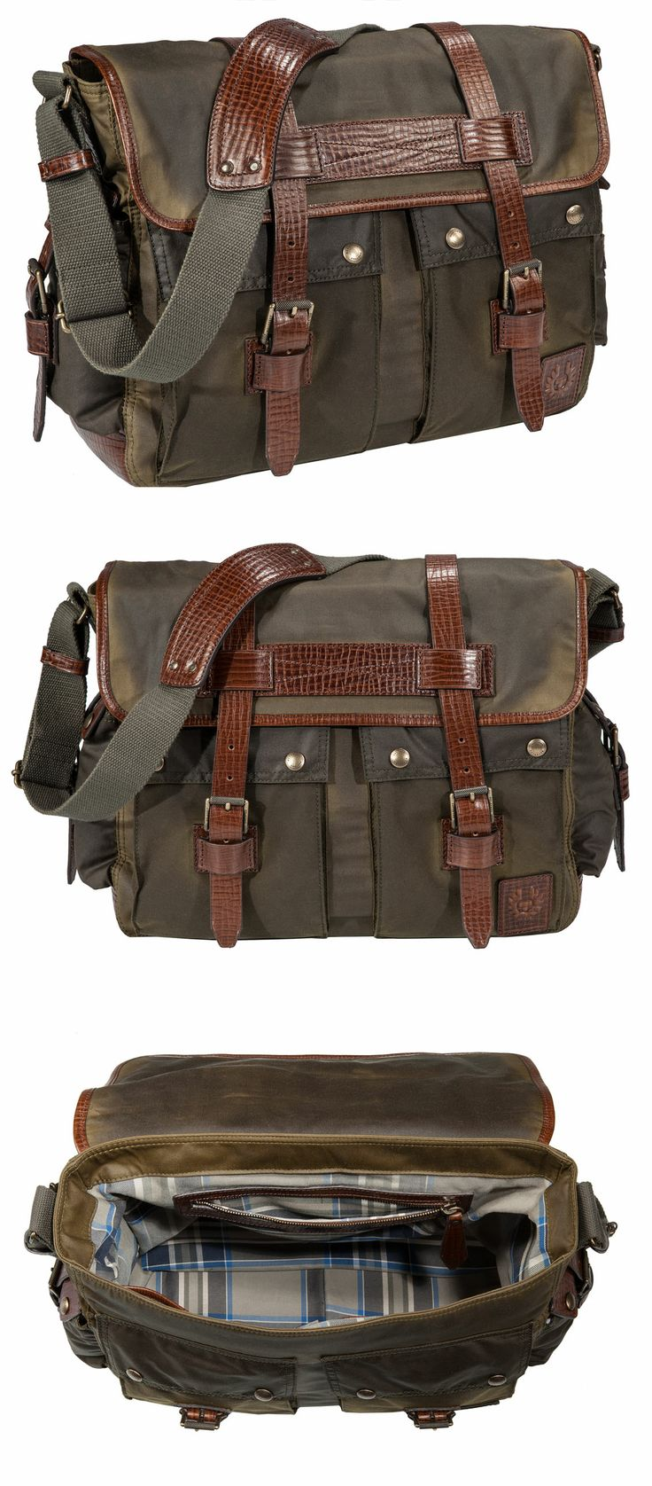 Belstaff bag BROMFIELD http://www.eckerle.de/accessoires/taschen/