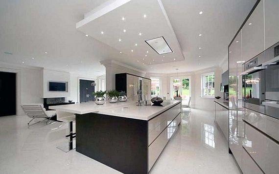 Fancy Kitchen Designs