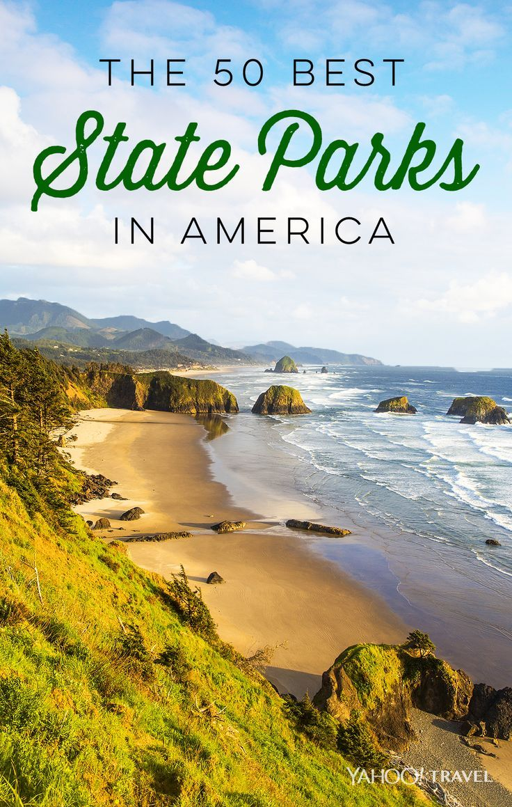The 50 Best State Parks in America