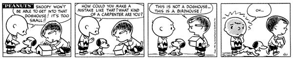 Peanuts | April 27, 1951