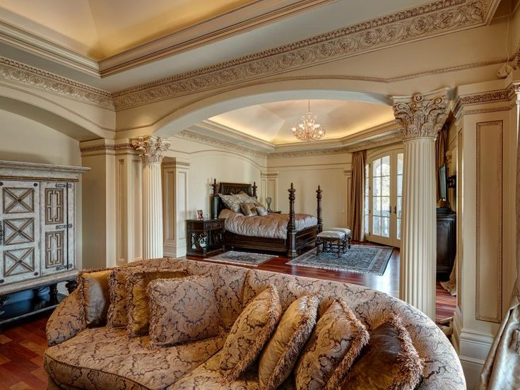 Master Bedroom Suites With Sitting Area 334 best romantic & beautiful bedrooms images on pinterest