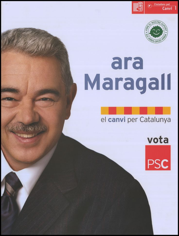"""Ara Maragall"". Pasqual Maragall, 2003."