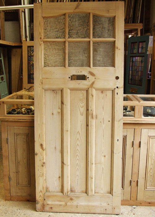 Rustic Front Door Pine Interior Doors Exterior Doors