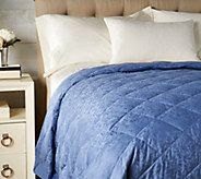 Casa Zeta-Jones 400TC Cotton Jacquard 550 FP Down Blanket - H213540