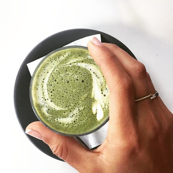 Matcha lattes to start the day! With our twisted silver 'adobe' ring of course ;) Hello Friday! We almost there! . . #almostweekend #matchalatte #Matcha #green #greentea #adobe #ring #loveLokal #localzadesign #morning #Friday #healthy #bosslady #travel #Sydney #doublebay #yum #tea