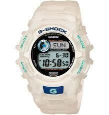 Casio G Shock Limited Edition Clear G2300eb-7dr
