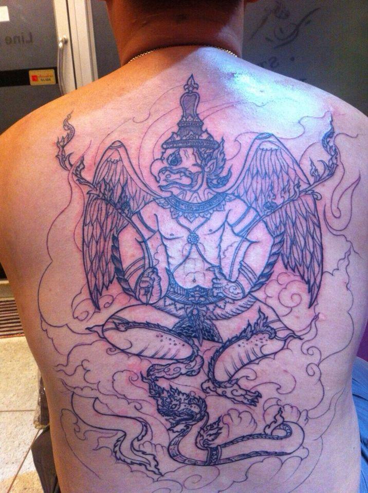 Put Tattoo Studio #tattoonakhonsawan Thailandtattoo thai tattoo  Contact us:www.facebook/puttattoo