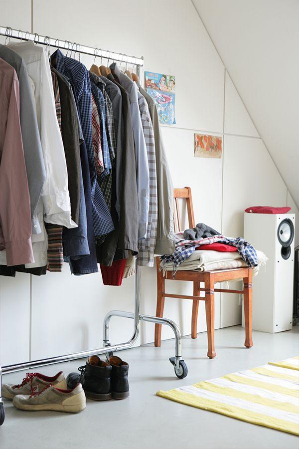 Kleiderstander Portant Chrom Kleiderstander Design Ideen Und