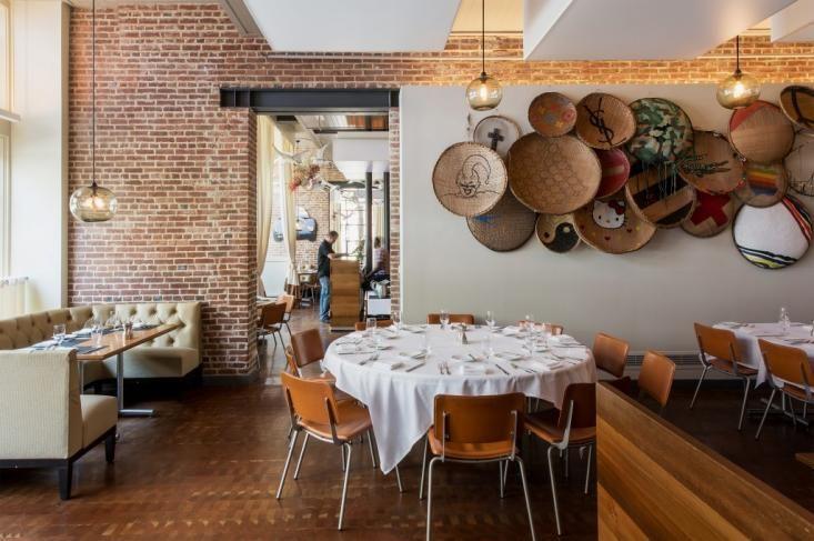 21c Louisville Museum Hotel Dining Room