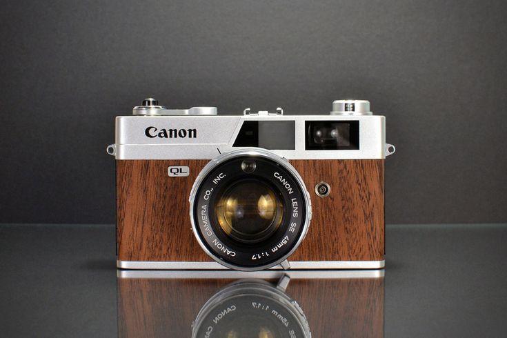 Ilott Vintage Rangefinder Cameras.