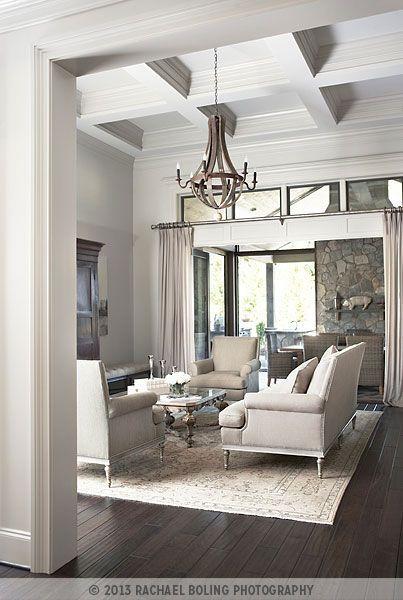Cobblestone Residence- Linda McDougald Design | Postcard from Paris