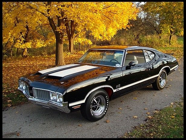 1970 Oldsmobile 442 W-30 455/370 HP, 4-Speed