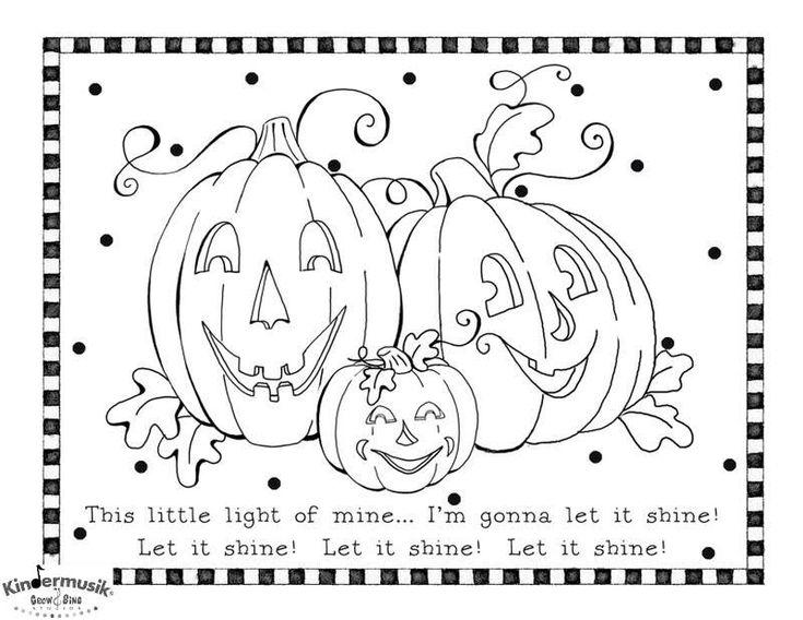 Best 25 Pumpkin coloring sheet ideas on Pinterest Halloween