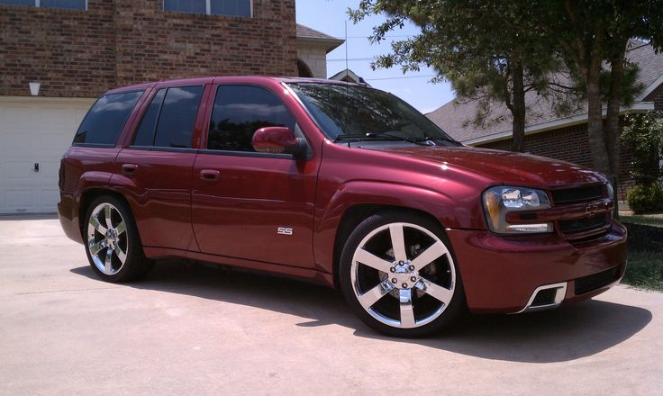 285/35 on 22 reps ?'s - Chevy Trailblazer SS Forum