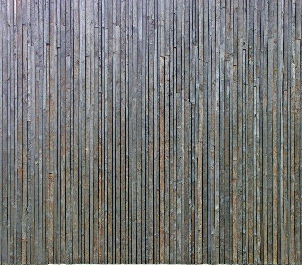 Les 25 meilleures id es de la cat gorie mur en lamelles de bois sur pinterest - Mur de douche en bois ...